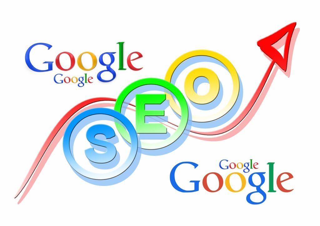référencement naturel SEO Google
