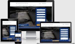 Site vitrine saadadusart-avocat.com